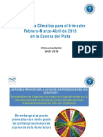 Informe Cdp Cima Ene2016 - SMN