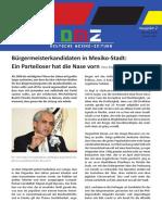 Deutsche Mexiko Zeitung Zitat S.