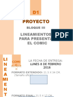 LINEAMIENTOS PARA COMIC.pptx