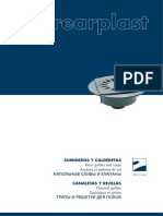 Catalogo-2015-Sumideros y Canaletas de Acero y Rejilla