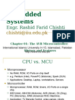 Ch01 Microcontroller History and Features