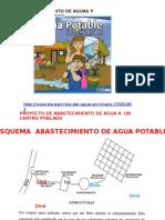 Proyecto de Abastecimiento ( Volumen de Almacenamiento)