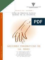 libro de cirugia de la mano