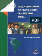 Libro SaludGobernabilidad 2011