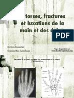 2016-10 DESC MU Fractures Et Luxations Main