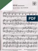 Brubeck Take Five (Harp arrangement)