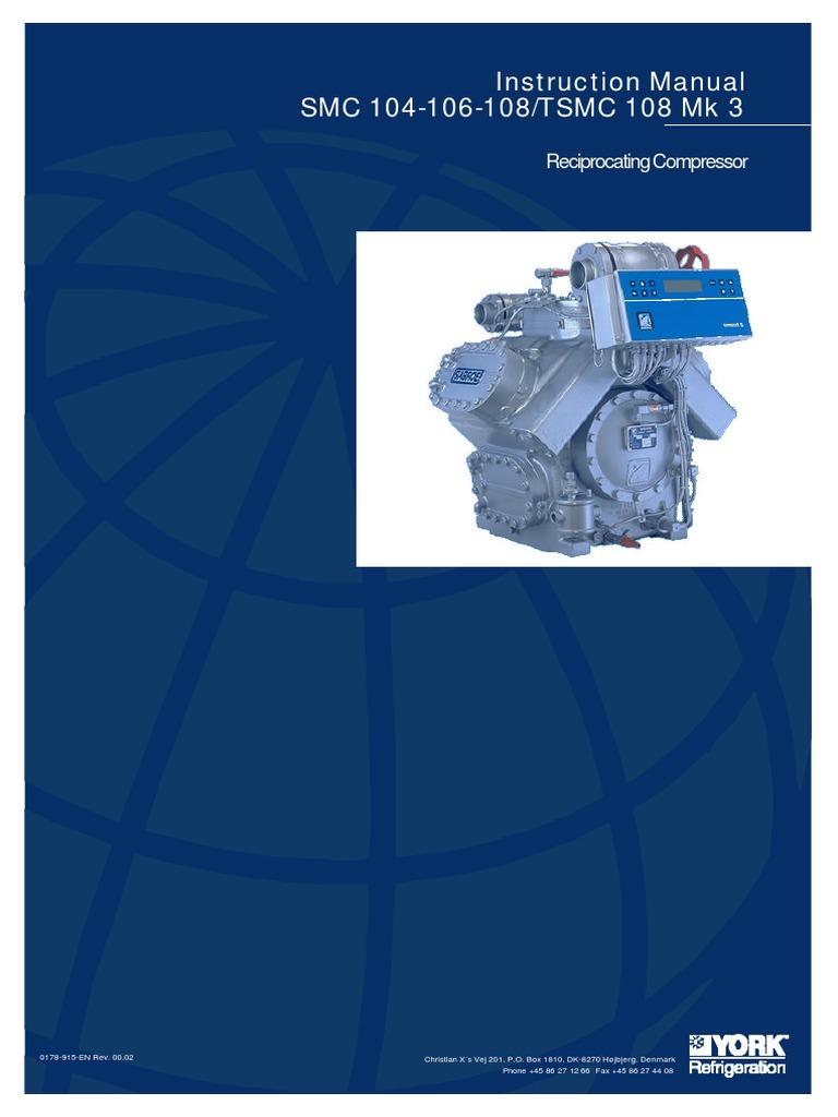 tsmc compressor manual and operation of denmark