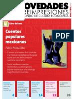 FCE Novedades ENE 2015