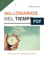 Millonarios Del Tiempo