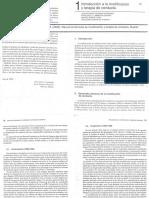 Antecedentes Introduccion Modificacion Conducta