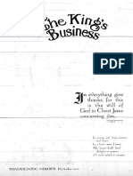The King's Business - Volume 10, Issue 11 - November 1919