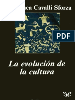 Cavalli-Sforza, Luigi Luca - La Evolucion de La Cultura [4506] (r1.2)