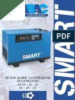 ABAC Smart Screw Compressor