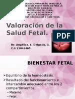 Valoracion de La Salud Fetal 1