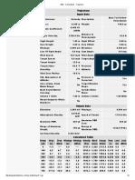 JBM - Calculations - Trajectory