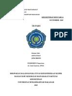 Kedokteran Keluarga (PKM DAHLIA) Adhyatman