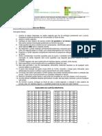 Prova Licenciatura Musica 2012