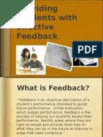 3 feedback powerpoint