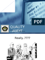 (2) Quality Audit-UP