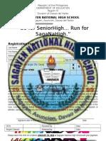 FUN RUN Registration Form (DOC)