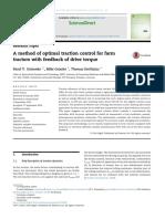 A Method of Optimal Traction Control for Farm... Osinenko 2015