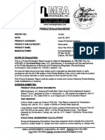 FL15186 R4 AE Product Evaluation Report 15-045