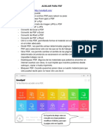 Auxiliar Para PDF