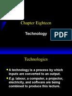 Ch18 Technology