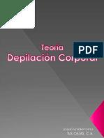 Teoria de Depilación Corporal