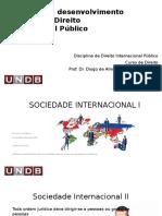 Slides modulo I Direito Internacional Publico