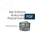 how to perform an accurate physical inventory par 10-2005