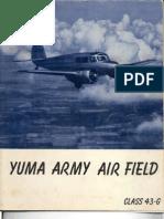 Yuma Army Air Field (1943)