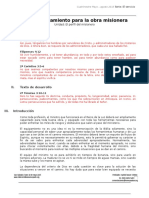 Tema 20- El Equipamiento Para La Obra Misionera- 18 Mayo 2015