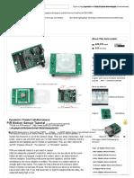 PIR Motion Sensor Tutorial