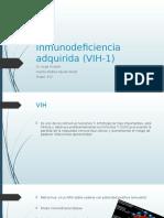 Inmunodeficiencia Adquirida (VIH-1)