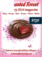 February 2016 Enchanted Forest Magazine