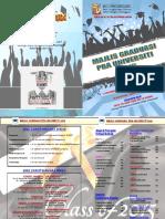 Graduasi Form 6 2015