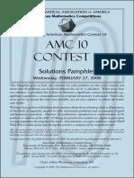 2008-AMC10-Bsolutions