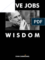 Steve Jobs Wisdom