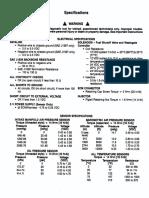 ISM Codes & Spec