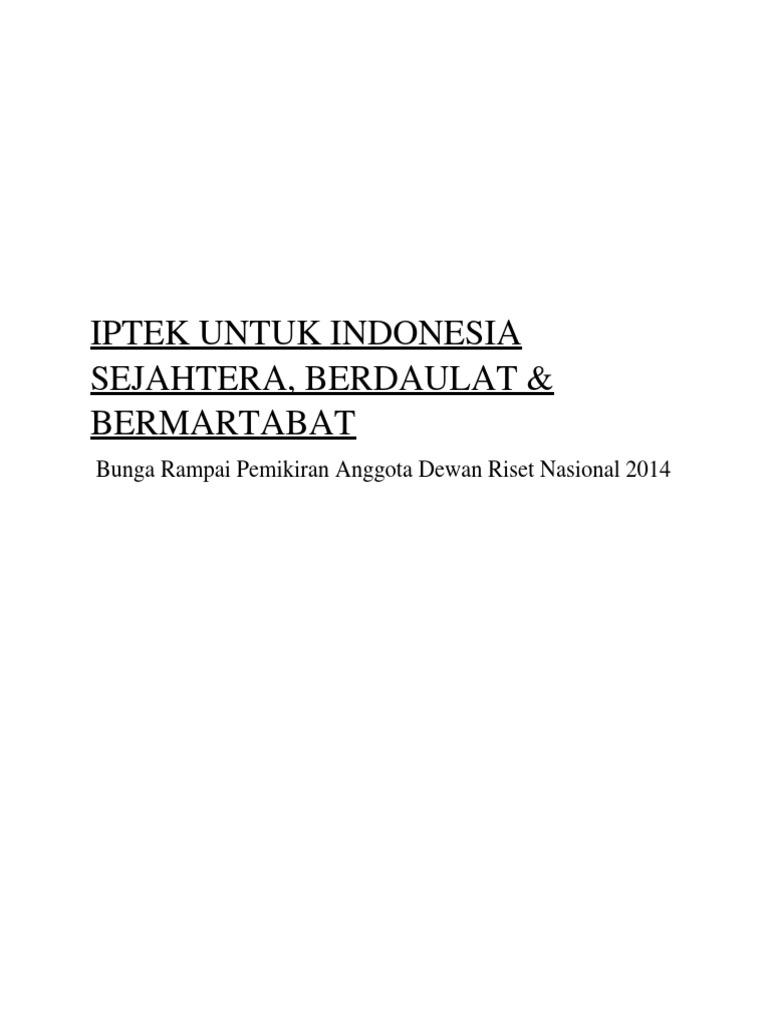 Jurnal Indonesia (IPTEK)