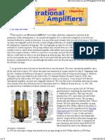 741 Op-Amp Tutorial