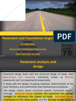 Pavement Engineering Lec-1