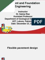 Pavement Engineering Lec-3