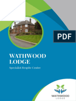 Wathwood Lodge Brochure