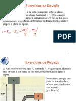 4 - Exercícios de Revisão