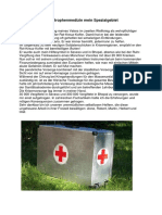 Handbuch Zur Krisen- Und Katastrophenvorsorge