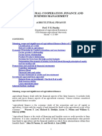 PDF Revised Agricultural Finance