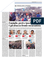 Messaggero Veneto 310116