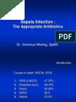 Sepsis - Infeksi App Antibiotika